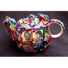 Beatles Teapot