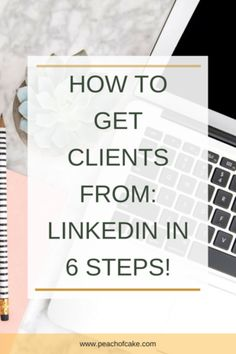 How to get clients from: LinkedIn in 6 steps! How to get clients from: LinkedIn in 6 steps! Small Business Marketing, Business Tips, Online Business, Linkedin Business, Business Coaching, Business Entrepreneur, Business Opportunities, Digital Marketing Strategy, Content Marketing