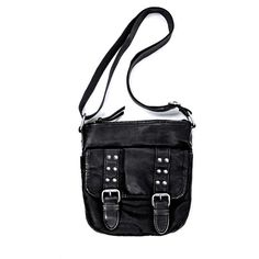 dabd9205c248 Studded Cross Body Bag ( 19) ❤ liked on Polyvore featuring bags