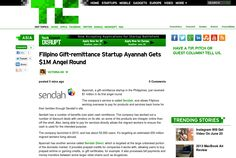 http://techcrunch.com/2013/06/18/filipino-gift-remittance-startup-ayannah-gets-1m-angel-round/ ... | #Indiegogo #fundraising http://igg.me/at/tn5/