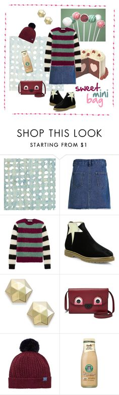"""In Need for Something Sweet"" by valeria-mezhevikina ❤ liked on Polyvore featuring MaxMara, Charlotte Olympia, FOSSIL, Joules, Minime, fallsweater, charlotteolympianewton and fossilmargot"