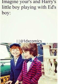 Ed Sheeran Harry Styles (: