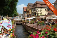 Le festival de Colmar se déroule du 28 Mars et jusqu'au 21 avril ! C'est l'occasion de découvrir cette ville d'Alsace pendant qu'elle est en fleur ! http://bit.ly/1cyO9NB #logement #Colmar #Festival