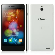 Cheap_Gsmarena_Best_Mobile_Phone_Wholesale: buy cheap InFocus M512- Snapdragon MSM8926 Quad Core 1.2GHz 1GB Ram 5.0inch HD LTPS OGS Android 4.4 Phone