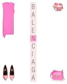 """Balenciaga"" by nino-d-f ❤ liked on Polyvore featuring Balenciaga"