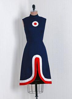 Love this 60s dress!