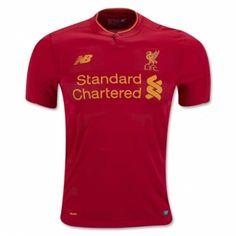 £19.99 Liverpool Home Shirt 2016 2017 Soccer Jerseys 35e29d35d6359