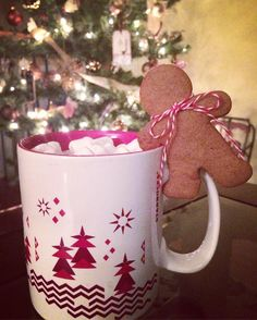 Christmas Mugs, Christmas Cookies, Wonderful Counselor, Prince Of Peace, A Child Is Born, Marshmallow, Hot Chocolate, Tableware, Instagram Posts