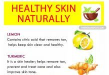 NATURAL WAYS TO KEEP YOUR SKIN HEALTHY