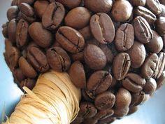 paso a paso como hacer un centro de mesa con café ~ lodijoella