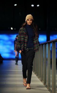 TCN autumn-winter 2014-2015 #TCN #080BarcelonaFashion #080bcnfashion #AW2014 #moda #pasarela #fashioncatwalk #fashiontrends #Elle
