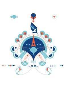 Leandro Castelao #poster #illustration