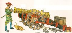 Renaissance Image, Landsknecht, Game Concept Art, Military Equipment, War Machine, Warfare, Medieval, Art Drawings, History