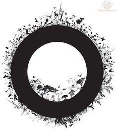 Zen Circle - inspiration for my next tattoo