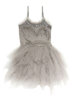 Tutu Du Monde Wild and Free tutu dress smoke