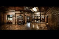 Winchester House Room