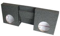 """R/T Dual 10-Inch Toyota Tacoma 2005 - 2011 Dual Cab Sealed Speaker Box by R/T Enterprises. $89.99. Sealed subwoofer boxes tend to be much smaller than ported enclosures, since they use the air inside the box as a """"spring"""" for the enclosure. If you do not have much space, it would be a good idea to go with a sealed box. Not only is there a size difference, but there is also a difference in sound compared to a ported box. Generally, the larger the box, the lower t..."""