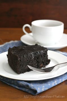 Rich Chocolate Cake cooked in a Crock Pot