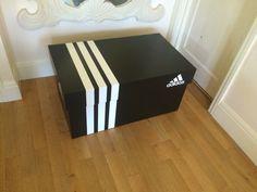 Giant Shoe Box