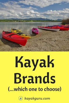 The ULTIMATE list of kayak brands Ocean Kayak Lifetime Old Town Sun Dolphin Perception Jackson Hobie Feel Free Vibe Kayaks BKC (Brooklyn) Sea Eagle Dagger Pelican Wilderness Systems Delta Kayaks Eddyline Kayaks Aquaglide Riot Kayaks Native Watercraft Aire Advanced Elements Evoke Kayaks Oru Kayaks Point 65N Sweden Lincoln Canoe And Kayak North Shore Sea Kayaks Hoodoo Bonafide Kayaks NuCanoe Kayaks Star Liquidlogic Kayaks Pakboats Ocean Kayak, Canoe And Kayak, Old Town Kayak, Kayak Brands, Kayak For Beginners, Wilderness Systems, North Shore, Water Crafts, Outdoor Activities