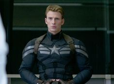 Captain America and All of the Men of Marvel, Shirtless and Ranked ...