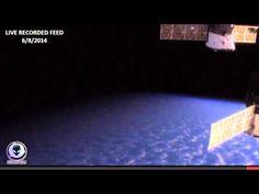 OVNI con forma Delta grabado por la ISS – Mundo Desconocido
