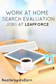 Leapforce review - Get a job at Leapforce as a work at home search engine evaluator. Full review with details.