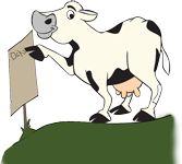 Dakin Dairy cows know the secret to sweet, white milk that tastes like nature intended it. #DakinDairyFarmsFL