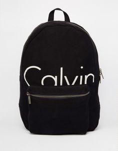 Calvin+Klein+Backpack+Logo