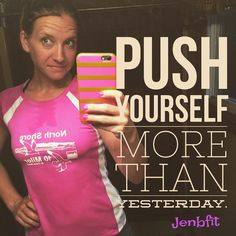 Are you ready to push yourself? https://www.facebook.com/Jenbfit44