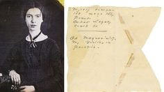 Emily Dickinson's 'Gorgeous Nothings' shows the poet's hand
