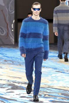 Le défilé Louis Vuitton homme automne-hiver 2014-2015|13