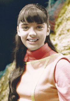From the Lost In Space archives   Penny Robinson -- I had a huge crush on her when I watched this show as a kid