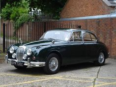 Formerly the property of his late Majesty King Hussein of Jordan,1965 Daimler V8 250 Sports Saloon PIA8552EW