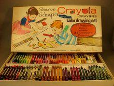 Crayola Crayons Color Drawing Set