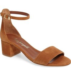 Main Image - Free People Marigold Ankle Strap Sandal (Women)
