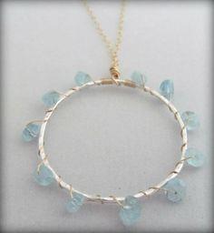 Moonlight Starburst Necklace by RoseGilleyDesigns on Etsy, $100.00