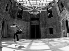 Skateboarder's Unique Self-Portraits Highlight São Paulo's Architecture - My Modern Metropolis