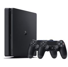 Ein super Angebot bei amazon! Derzeit gibt es die PlayStation 4 slim mit 2 DualShock Controllern für 219€ - Vergleichspreise starten bei ca. 279€!   #Amazon #DualShock #Konsole #Playstation #PS4 #Sony
