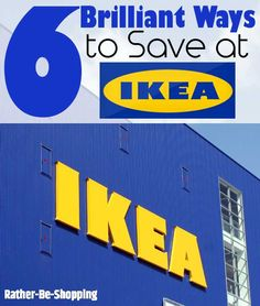 IKEA Hacks That'll Save You Money at the Warehouse - Finance tips, saving money, budgeting planner Best Money Saving Tips, Money Tips, Saving Money, Save Your Money, Ways To Save Money, Emo, Preparing For Retirement, Savings Planner, Tutorials