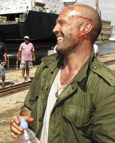 The Story of How Jason Statham Almost Died Filming EXPENDABLES 3 — GeekTyrant