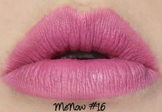 MeNow Generation II Long Lasting Lipgloss #16 Swatches & Review