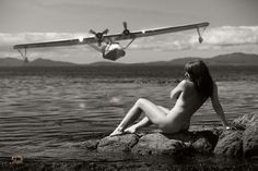 Ooh, look! A PBY Catalina!