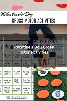 Love this list of Valentine's Day gross motor activities for kids! #kidsactivities #kids #valentinesdayactivities #grossmotor #grossmotoractivities Gross Motor Activities, Activities For Kids, Valentines Day Activities, Karate, Learning, Kid Activities, Petite Section, Kid Crafts, Teaching