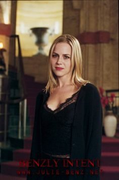 Julie Benz as Darla in Buffy and Angel