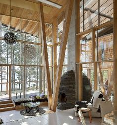 The project Koponen: house on Lake Saimaa in Finland - Housing
