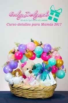 Ximena Balloon Surprise, Balloon Gift, Candy Bouquet, Balloon Bouquet, Baby Shower Balloons, Birthday Balloons, Balloon Decorations, Birthday Decorations, Valentine Baskets