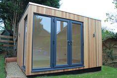 Garden Studio, built by Garden Lodges. www.gardenlodges.co.uk