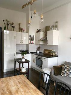 612 besten Küchen-Inspiration Bilder auf Pinterest | Little kitchen ...