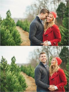 Proposal Session Ideas: Most Creative Christmas Wedding Proposal Ideas. Cool Christmas Trees, Christmas Photo Cards, Christmas Photos, Family Christmas, Holiday Pictures, Christmas Holiday, Engagement Photo Inspiration, Engagement Pictures, Engagement Ideas